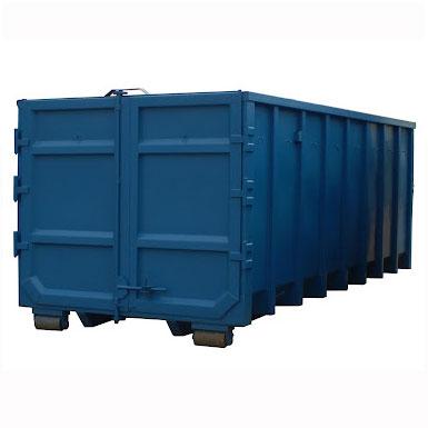Бункер для строительного мусора 27 м3