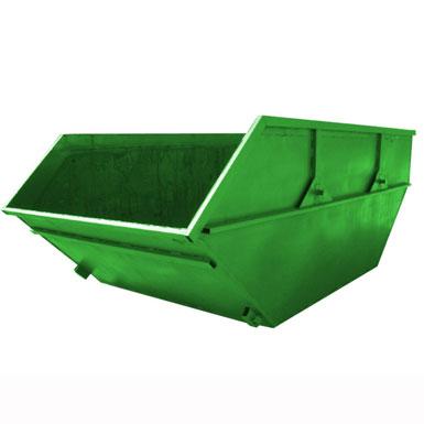 Контейнер для строительного мусора 8 м3