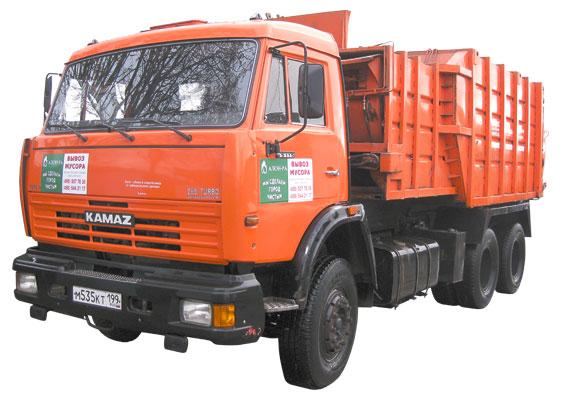 Вывоз ТКО, ТБО (твердых коммунальных бытовых отходов)