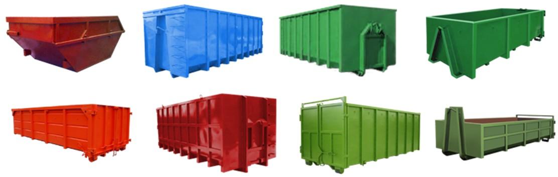 заказать бункер для вывоза мусора